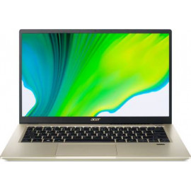 acer Swift 3 Core i5 11th Gen - (16 GB + 32 GB Optane/512 GB SSD/Windows 10 Home/4 GB Graphics) SF314-510G-57FW Thin and Light Laptop  (14 inch, Safari Gold, 1.37 kg, With MS Office)