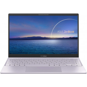 ASUS ZenBook 13 (2020) Intel Core i5-1135G7 11th Gen 13.3-inch FHD Thin and Light Laptop (8GB RAM/512GB NVMe SSD/Windows 10/MS Office 2019/Intel Iris Xᵉ Graphics/Lilac Mist/1.11 kg), UX325EA-EG501TS