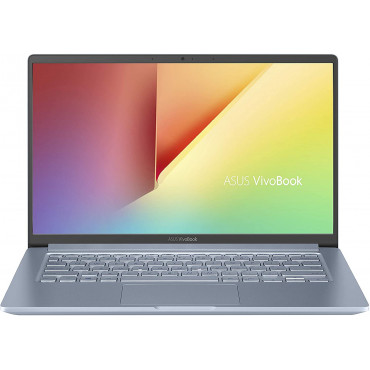 ASUS VivoBook 14 X403FA-EB021T Intel Core i5 8th Gen 14-inch FHD Thin and Light Laptop (8GB RAM/512GB NVMe SSD/Windows 10/Integrated Graphics/FP Reader/Backlit KB/1.35 kg), Gray Blue