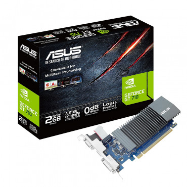 GRAPHICS CARD 2GB DDR5 ASUS GT710