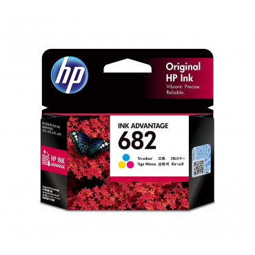 CART HP 682 TRI-COLOR 3YM76AA