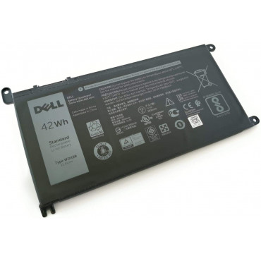BATTERY FOR LAPTOP DELL 15(5568/5567)13(5368/5378) (Y3F7Y) (WDX0R)