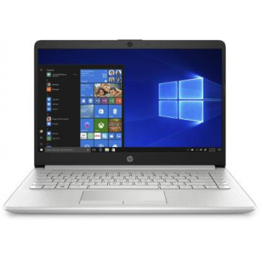 HP 14s-cf3006TU Thin and Light Laptop Core i3 10th Gen - (4 GB/1 TB HDD/Windows 10 Home/ 14 inch, Natural Silver, 1.51 kg, With MS Office)