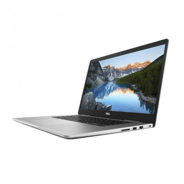 "LAPTOP DELL INSP 7570 Silver 8th Gen Ci5-8250U 8GB 128SSD+1TB 4GB Nvdia MX130 Win10+Office 15.6"" LED-FHD (No ODD) 1Yr PRO NBD"