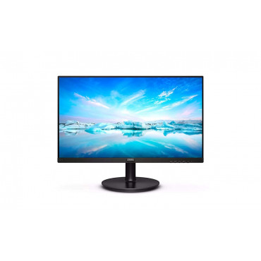 "Philips 22 inch (21.5"" / 54.6 cm diag.) VA Monitor - Full HD, VGA, HDMI, Audio Out Ports - 221V8/94"