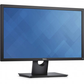 Dell 23.8 inch (60.47 cm) LED Backlit Computer Monitor - Full HD, IPS Panel with VGA, HDMI Ports - E2418HN (Black)